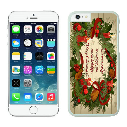 Christmas Iphone 6 Cases White26