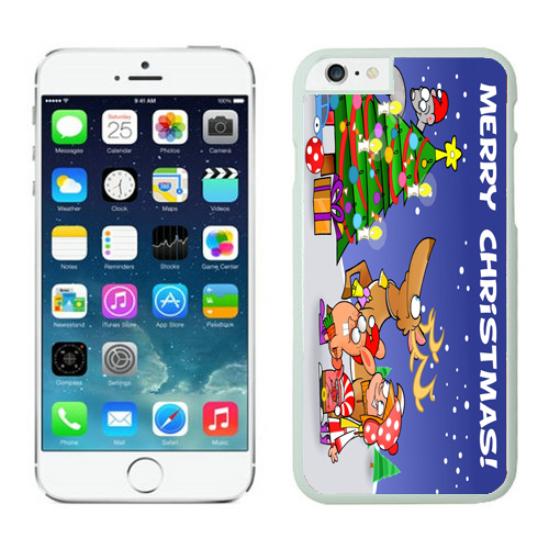 Christmas iPhone 6 Plus Cases White37