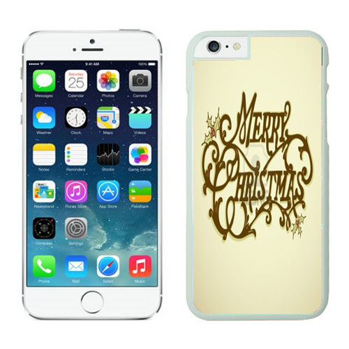 Christmas iPhone 6 Plus Cases White43