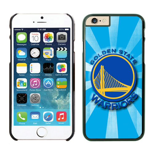Golden State Warriors iPhone 6 Cases Black04