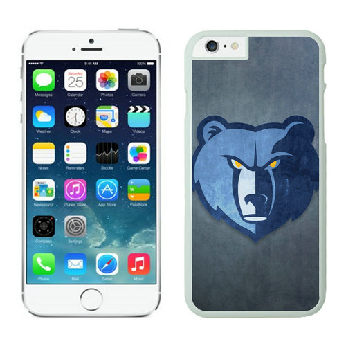 Memphis Grizzlies iPhone 6 Cases White02