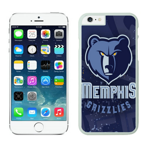 Memphis Grizzlies iPhone 6 Cases White05