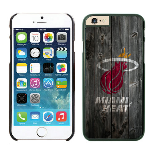 Miami Heat iPhone 6 Cases Black03