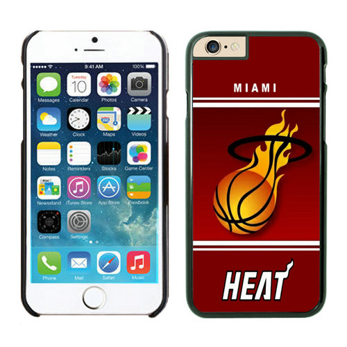 Miami Heat iPhone 6 Cases Black05