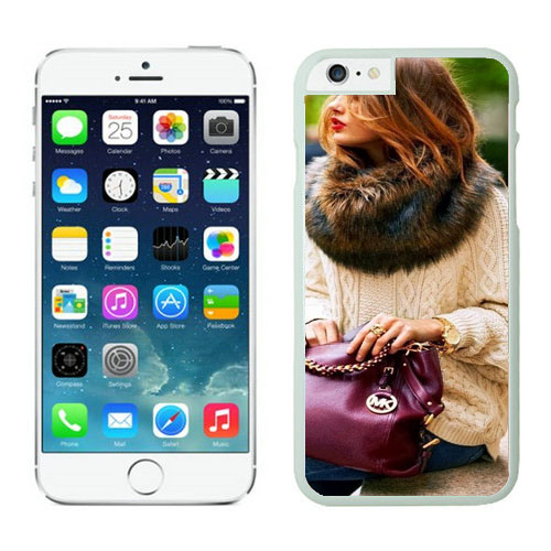 Michael Kors iPhone 6 White50