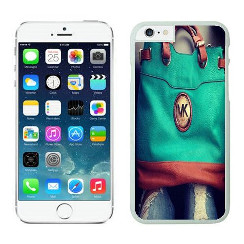 Michael Kors iPhone 6 White51