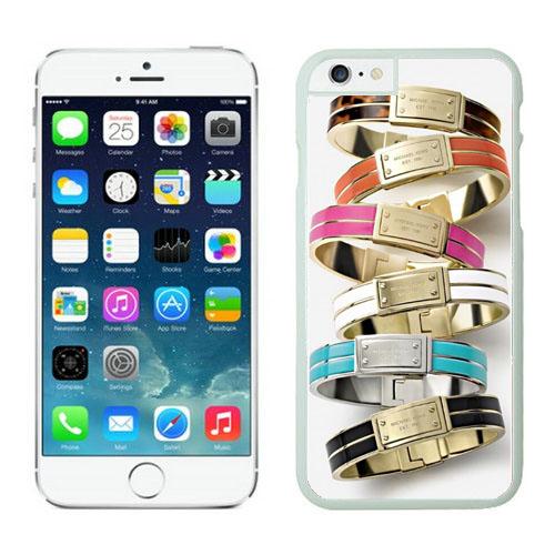 Michael Kors iPhone 6 White52