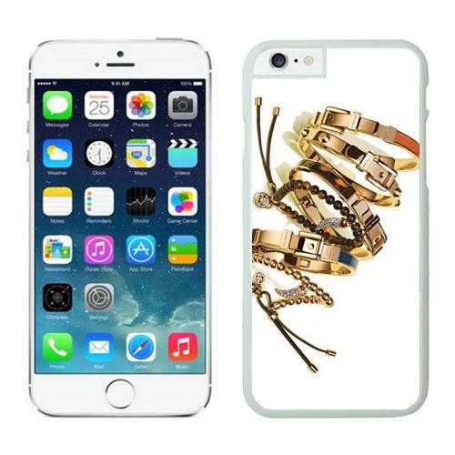 Michael Kors iPhone 6 White54