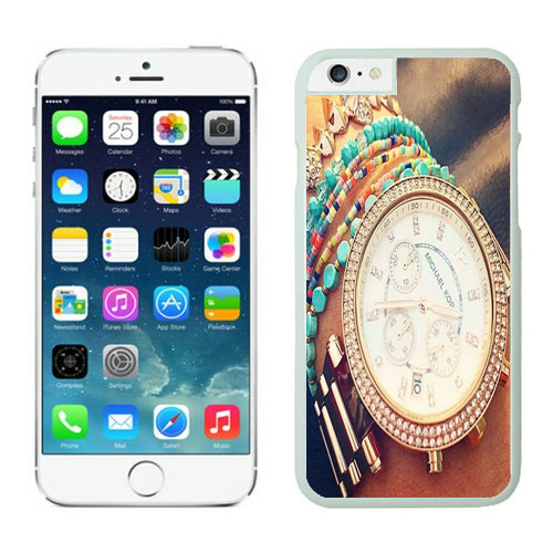 Michael Kors iPhone 6 White62
