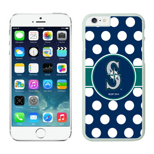 Seattle Mariners iPhone 6 Cases White03