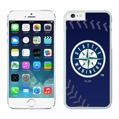 Seattle Mariners iPhone 6 Cases White04