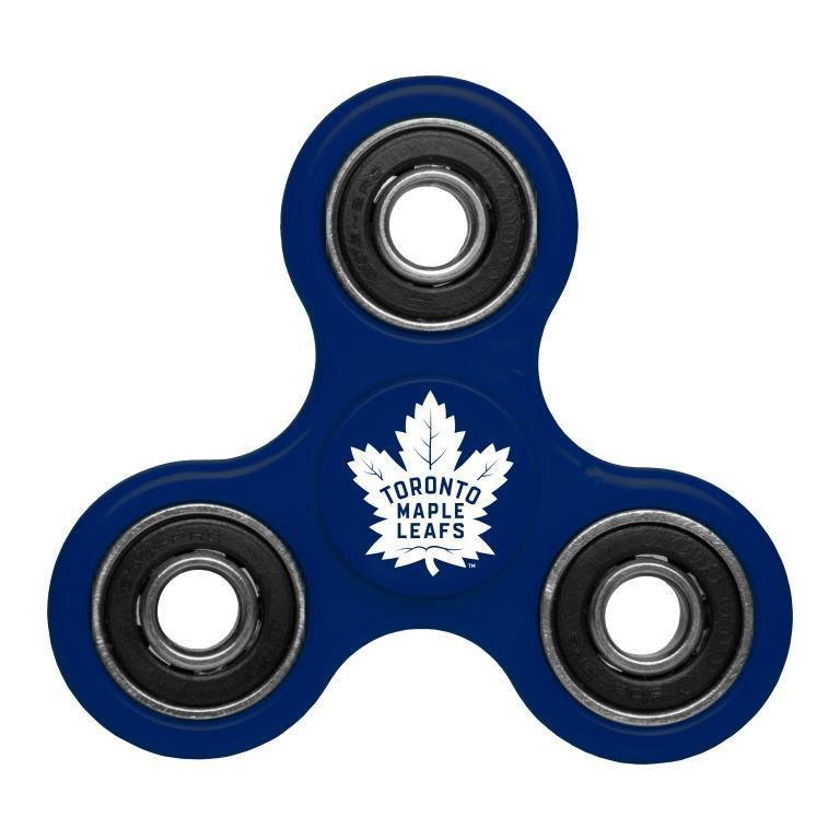 Maple Leafs Team Logo Blue Fidget Spinner