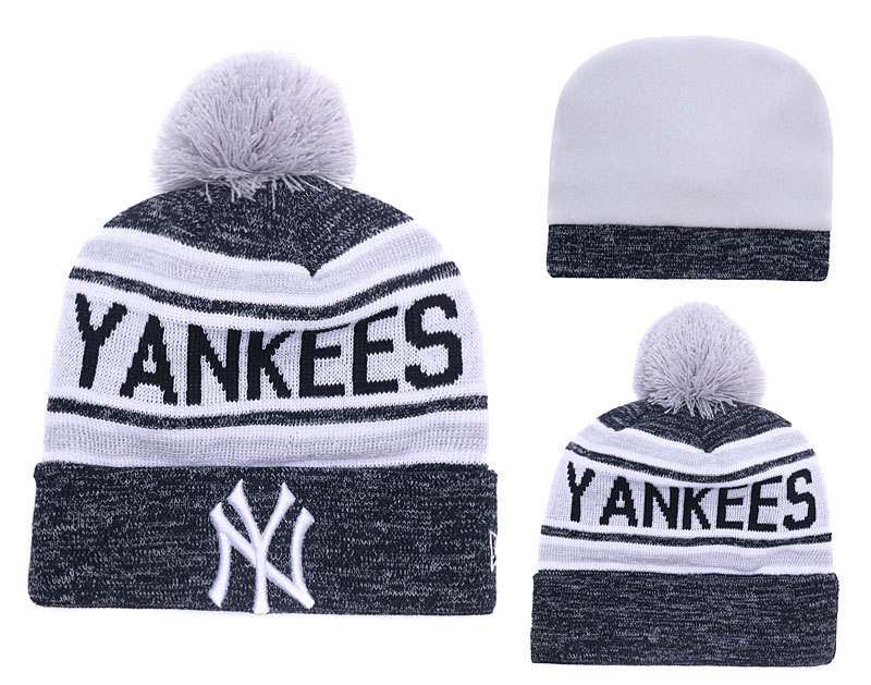 Yankees Fresh Logo Knit Hat YD