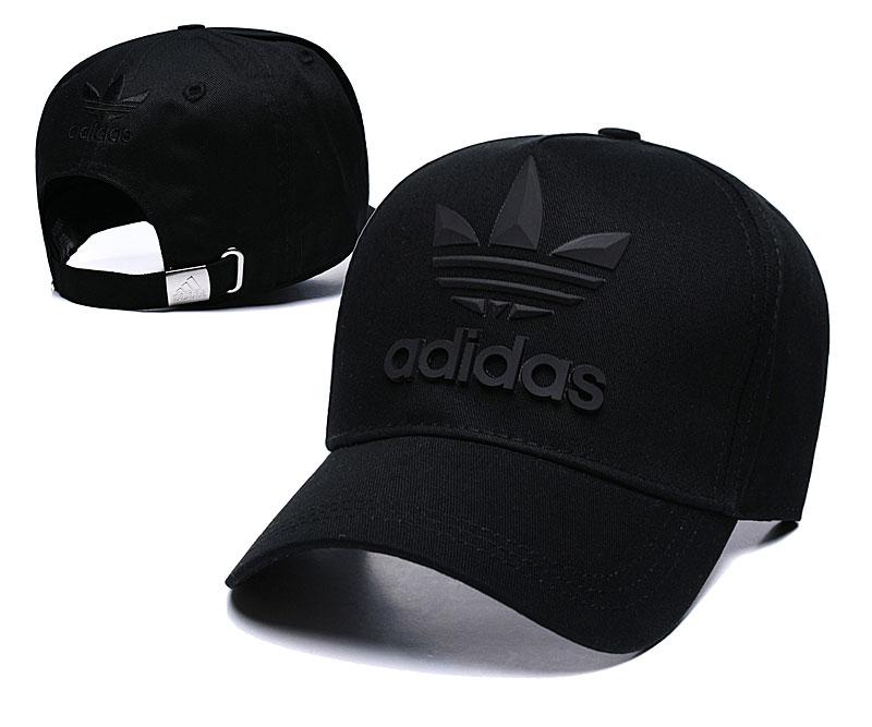Adidas Originals Classic Black Peaked Adjustable Hat TX