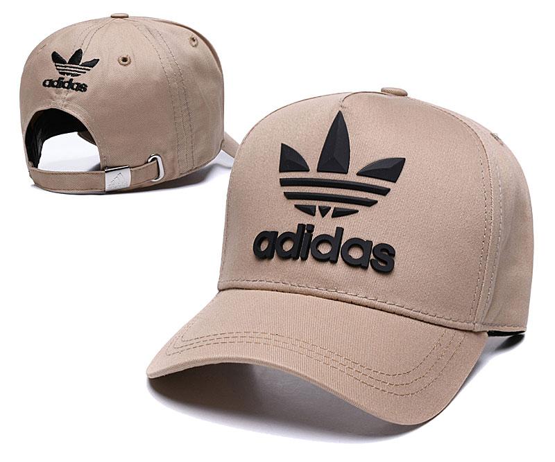 Adidas Originals Classic Khaki Peaked Adjustable Hat TX