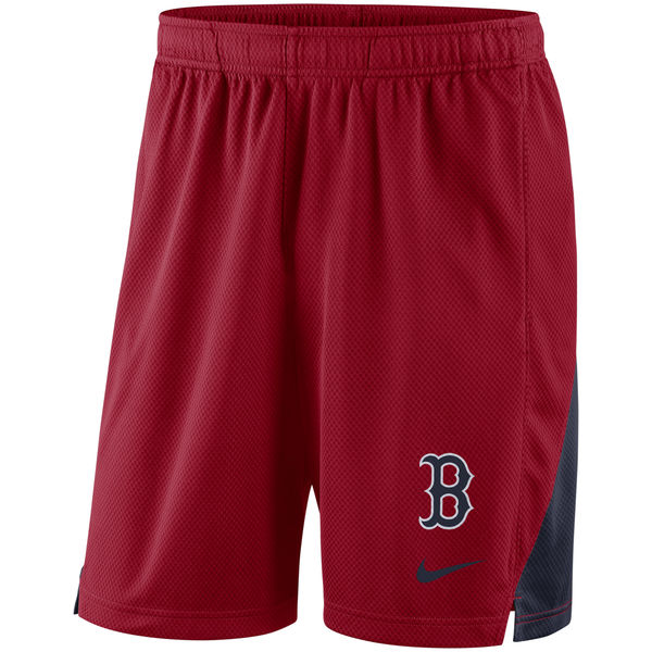 Men's Boston Red Sox Nike Red Franchise Performance Shorts