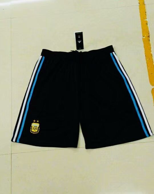 Argentina Home 2018 FIFA World Cup Thailand Soccer Shorts
