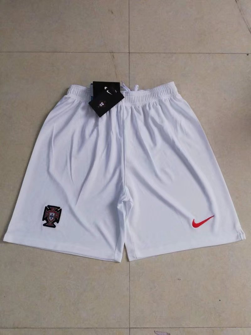 Portugal Away 2018 FIFA World Cup Thailand Soccer Shorts