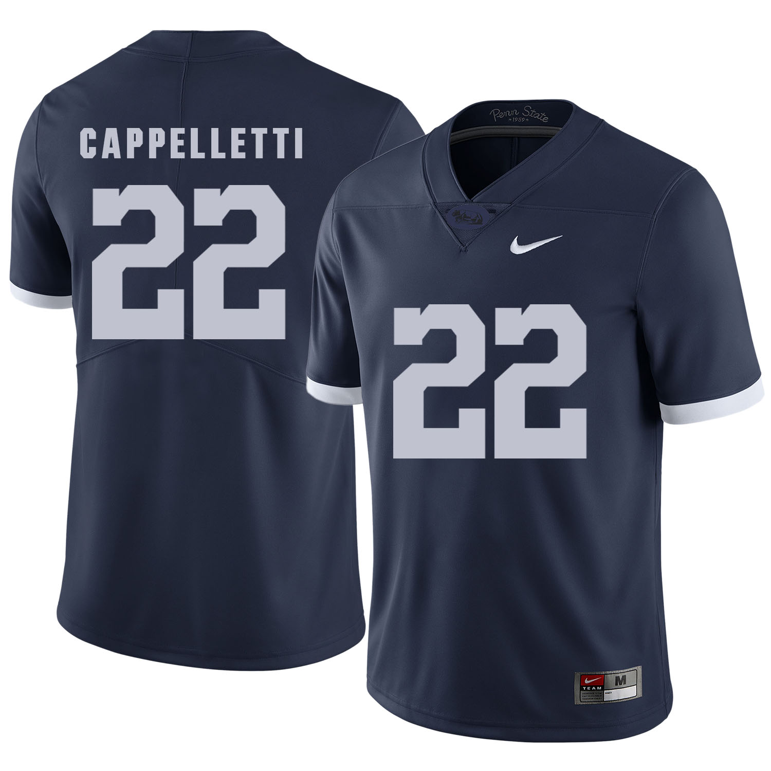 Penn State Nittany Lions 22 John Cappelletti Navy College Football Jersey