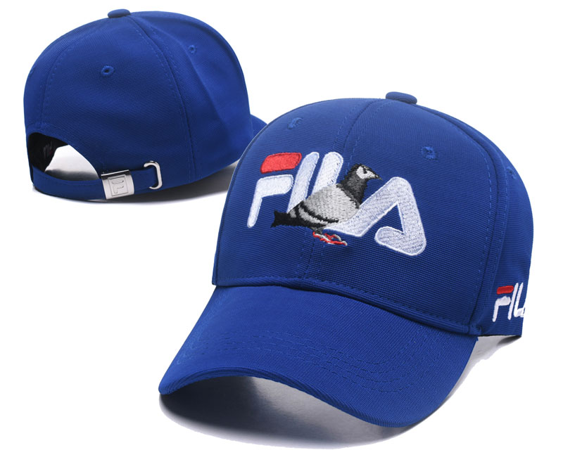 Fila Staple Royal Sports Peaked Adjustable Hat SG