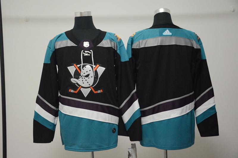 Ducks Blank Black Adidas Jersey