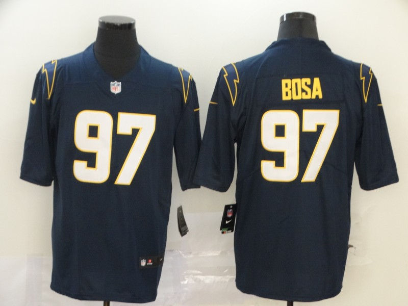 Nike Chargers 97 Joey Bosa Navy 2020 New Vapor Untouchable Limited Jersey