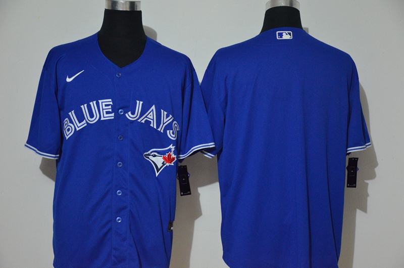 Blue Jays Blank Royal 2020 Nike Cool Base Jersey
