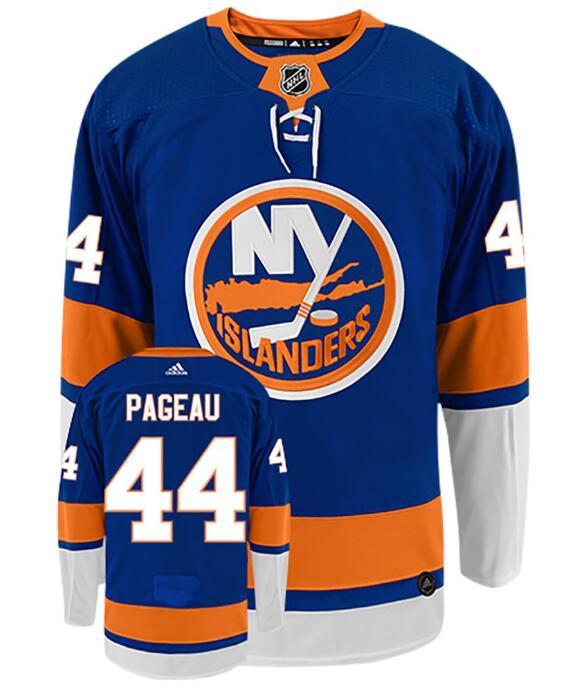 Islanders 44 Jean-Gabriel Pageau Blue Adidas Jersey