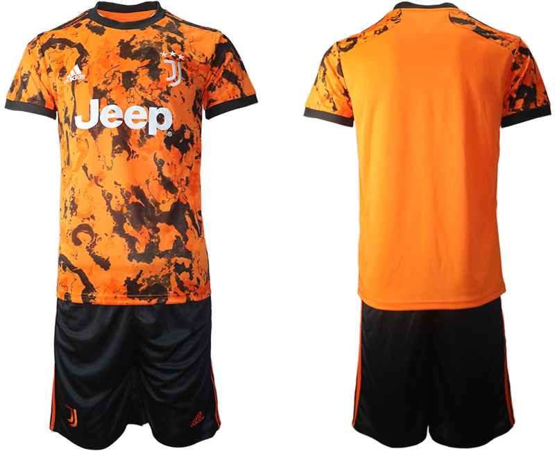 2020-21 Juventus Third Away Soccer Jersey