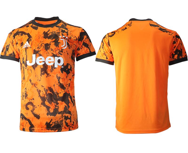 2020-21 Juventus Third Thailand Soccer Jersey