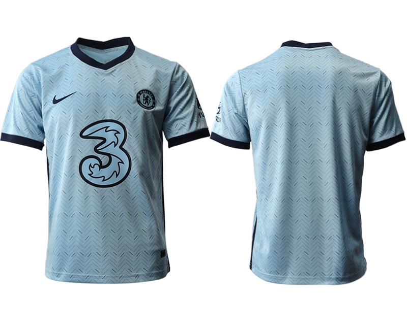 2020-21 Chelsea Away Thailand Soccer Jersey