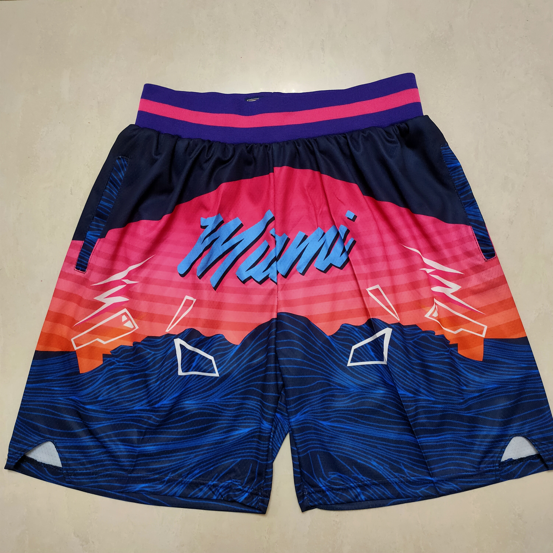 Heat Teams Green With Pocket Swingman Shorts