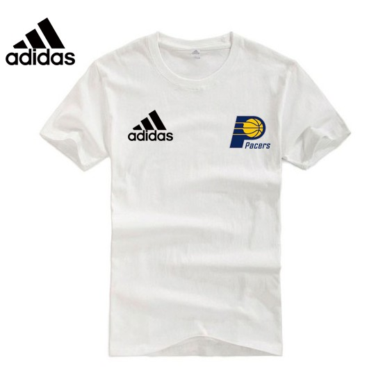 Adidas Indiana Pacers white T-Shirt