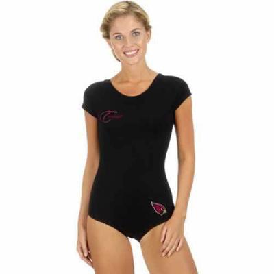 Arizona Cardinals Black Women Swimsuit