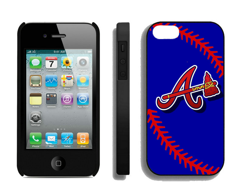 Atlanta Braves-iPhone-4-4S-Case