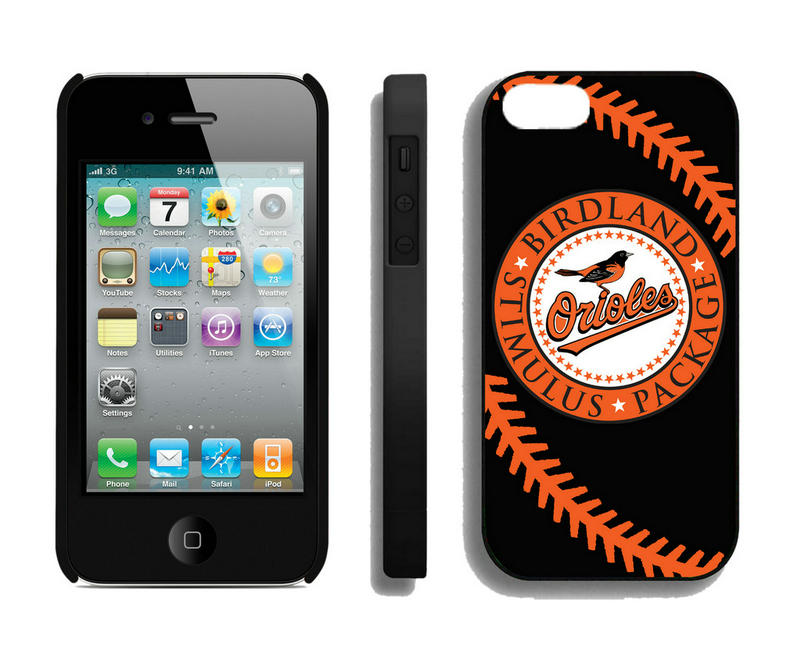 Baltimore Orioles-iPhone-4-4S-Case