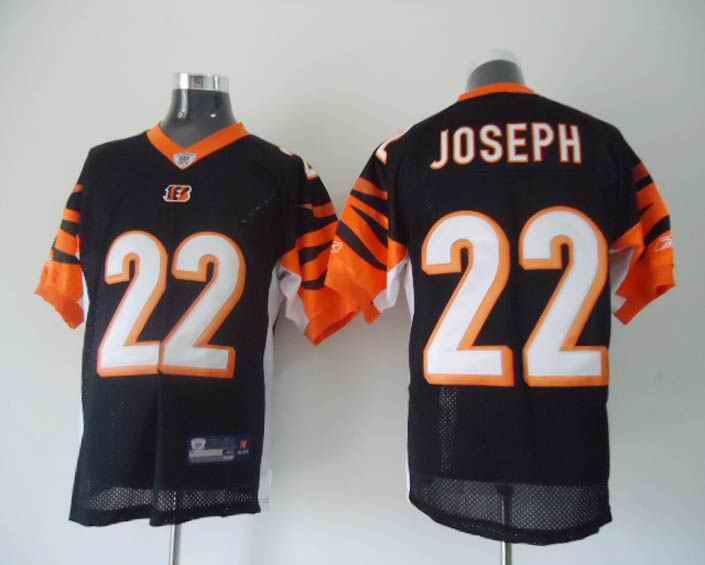 Bengals 22 Joseph Black Jerseys