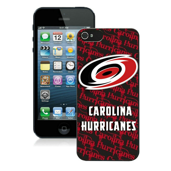Carolina Hurricanes-iPhone-5-Case