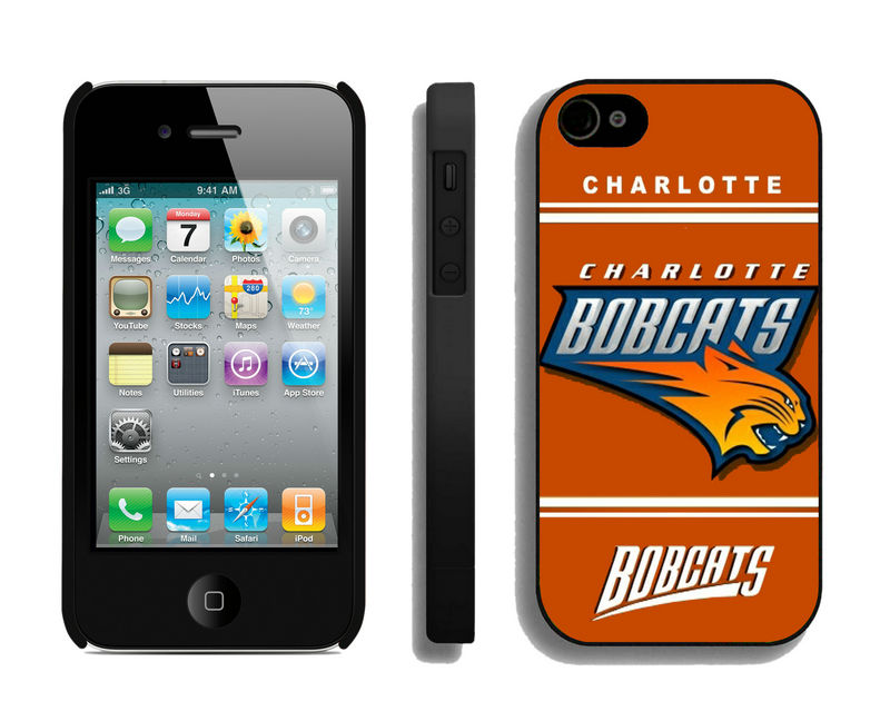 Charlotte Bobcats-iPhone-4-4S-Case-02