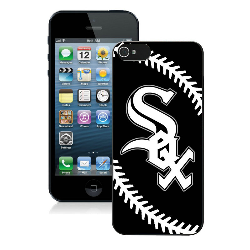 Chicago White Sox-iPhone-5-Case