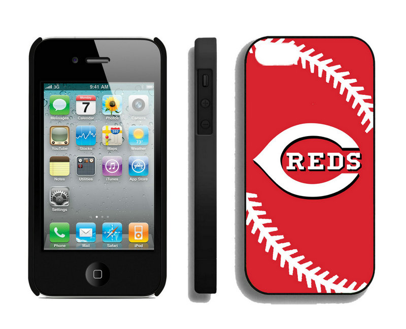 Cincinnati Reds-iPhone-4-4S-Case