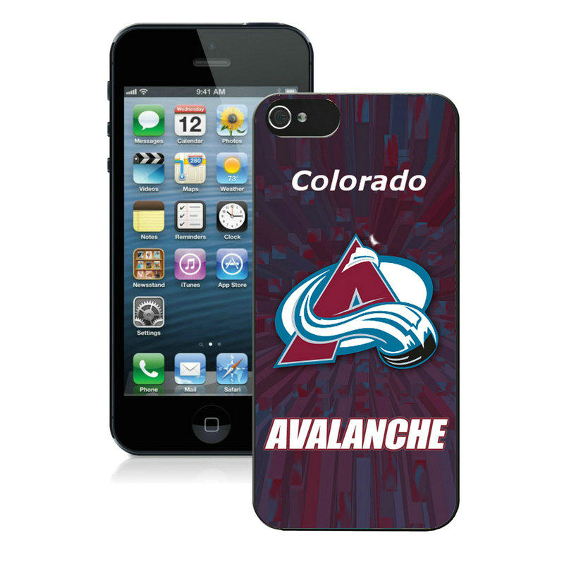 Colorado Avalanche-iPhone-5-Case