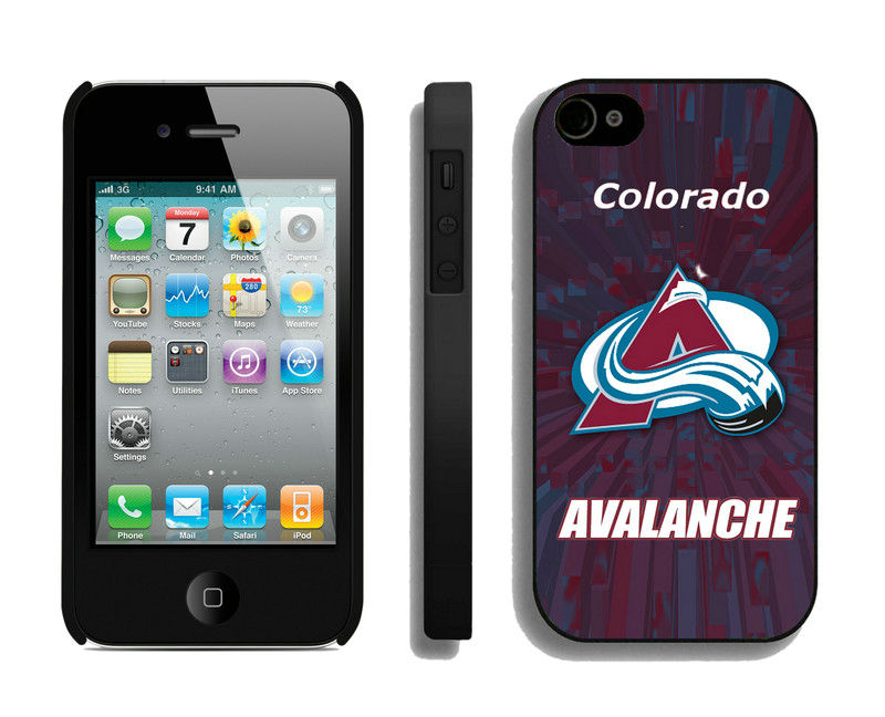 Colorado Avalanche-iphone-4-4s-case-01