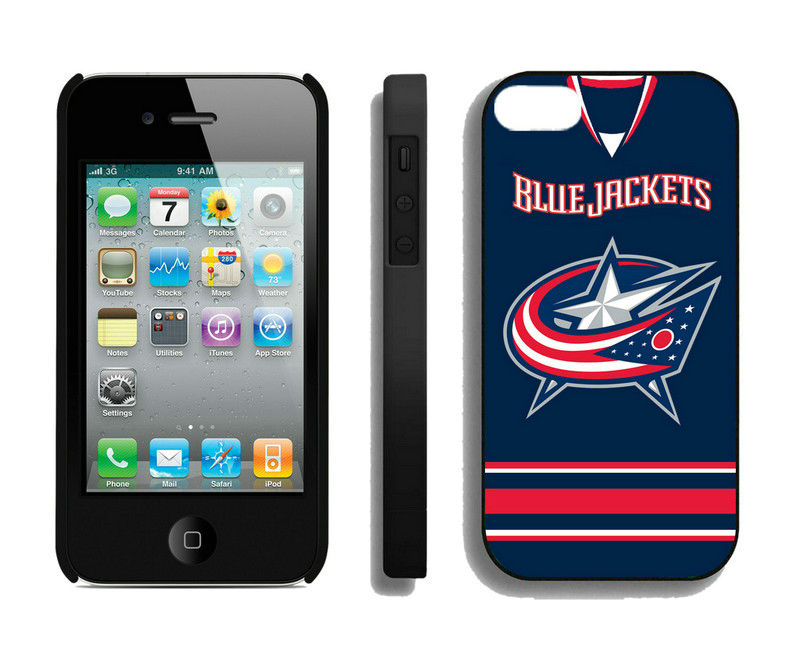 Columbus Blue Jackets-iphone-4-4s-case
