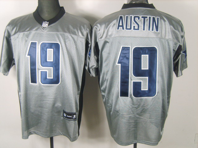 Cowboys 19 Austin Grey Jerseys