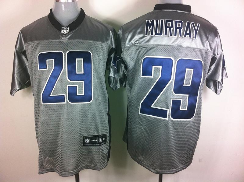 Cowboys 29 Murray Grey Jerseys