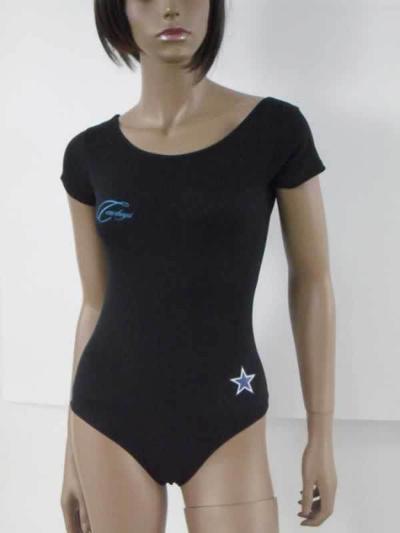 Dallas Cowboys Black Women Swimsuit