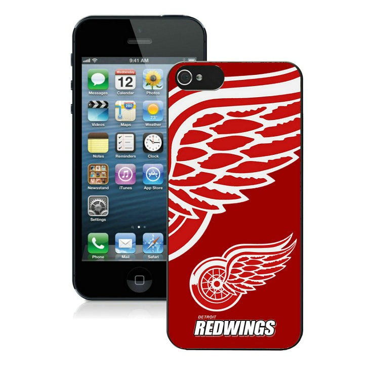 Detroit Red Wings-iPhone-5-Case