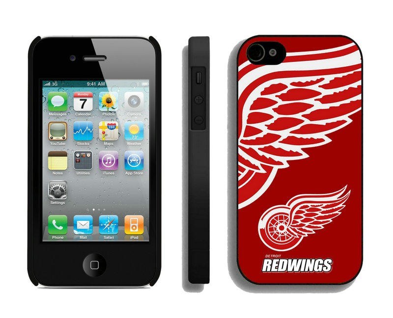 Detroit Red Wings-iphone-4-4s-case-01