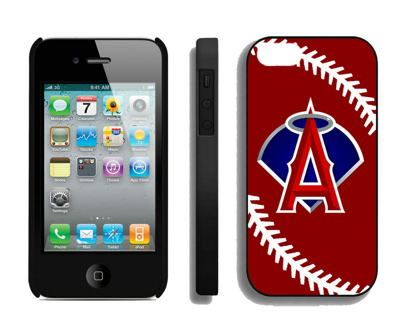 Los Angeles Angels of Anaheim-iPhone-4-4S-Case